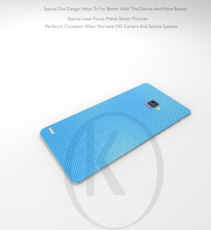 Samsung Galaxy A9 design c