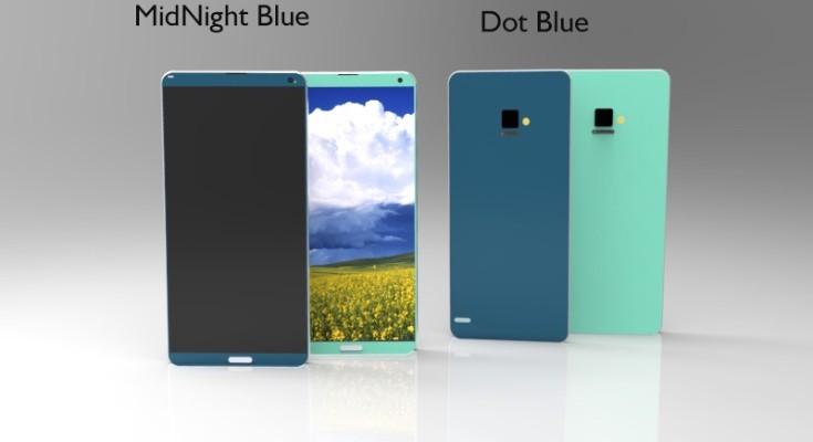 Samsung Galaxy A9 vision