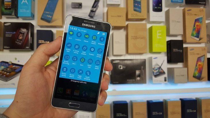 Samsung Galaxy Alpha Lollipop update b
