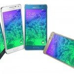 Samsung Galaxy Alpha UK availability and pricing
