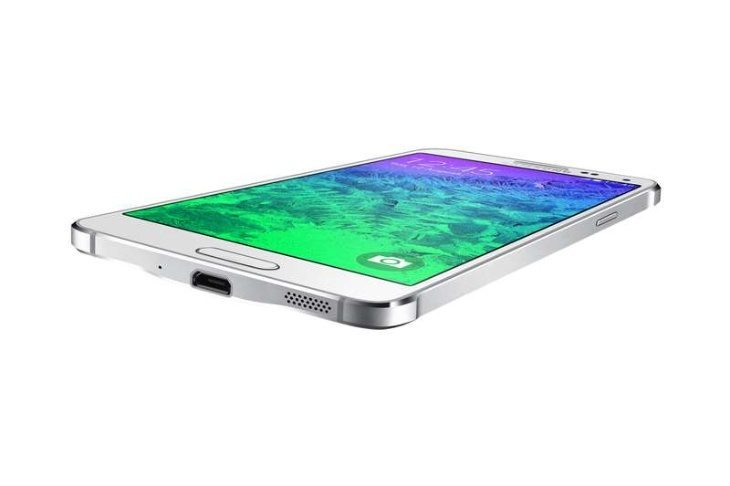 Samsung Galaxy Alpha UK availability and pricing b