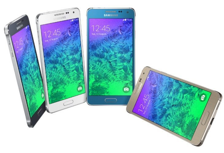 Samsung Galaxy Alpha release and price