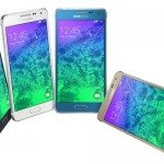 Samsung Galaxy Alpha vs Galaxy S5