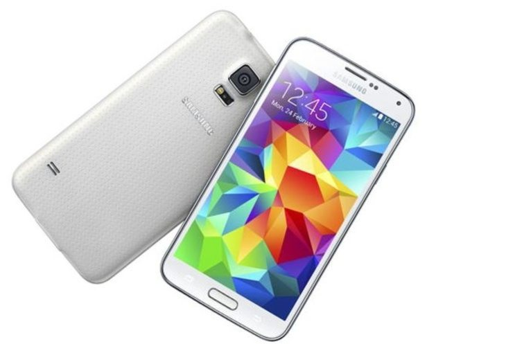 Samsung Galaxy Alpha vs Galaxy S5 b