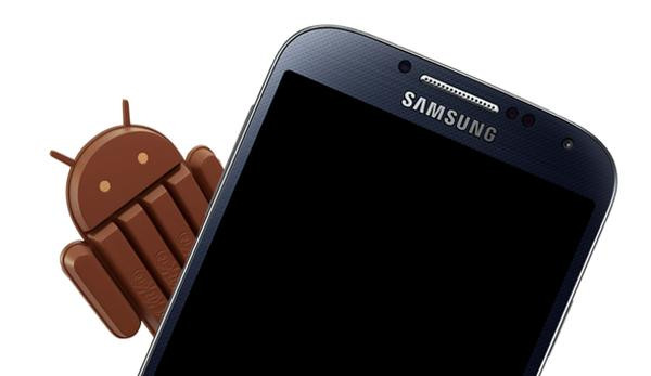 Samsung Galaxy Android 4.4 update list brings optimism