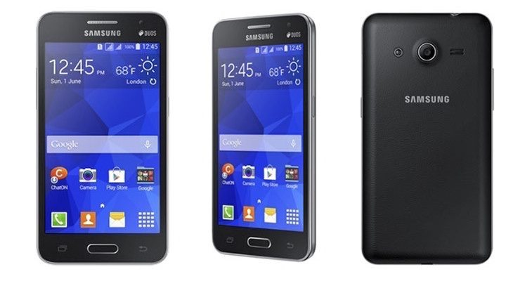 Samsung Galaxy Core 2 vs Moto E