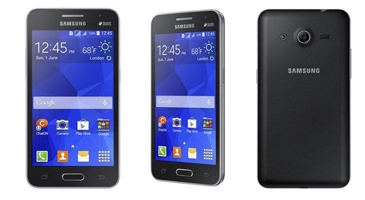 Samsung Galaxy Core 2 vs Nokia X2