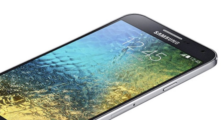 Samsung Galaxy E7 receiving Android 5.1.1 Lollipop update in India