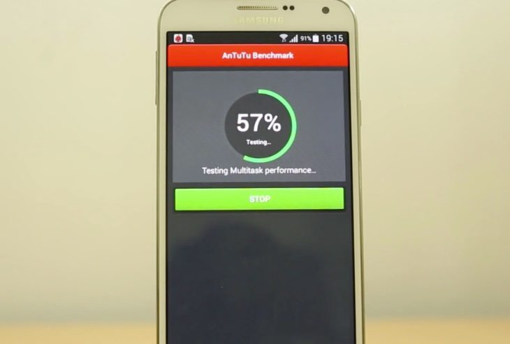 Samsung Galaxy E7 gaming review and benchmarks