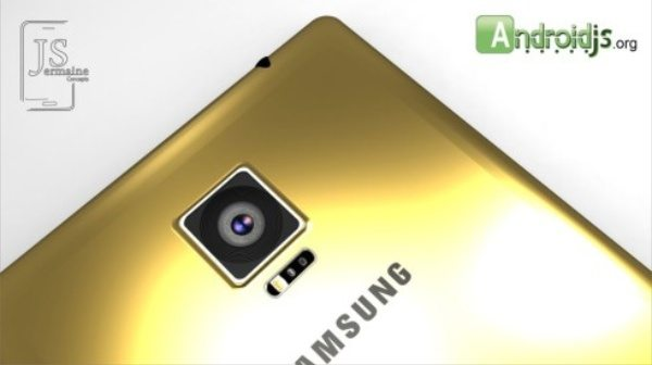 Samsung Galaxy F to inspire Note 4 c
