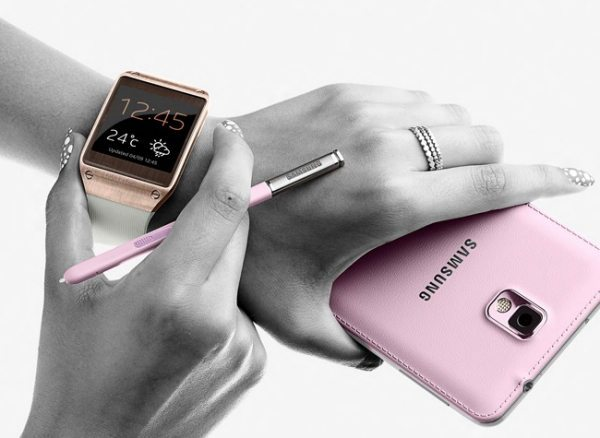 Samsung Galaxy Gear UK update fixes problems