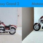 Samsung Galaxy Grand 2 vs Moto G camera observation