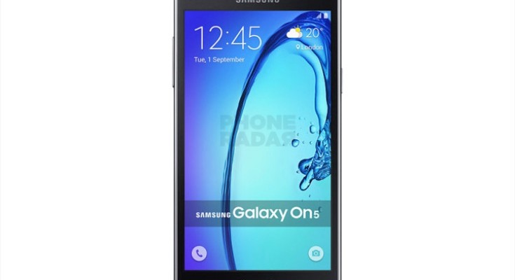 Samsung Galaxy Grand On (Galaxy On5) new images leaked