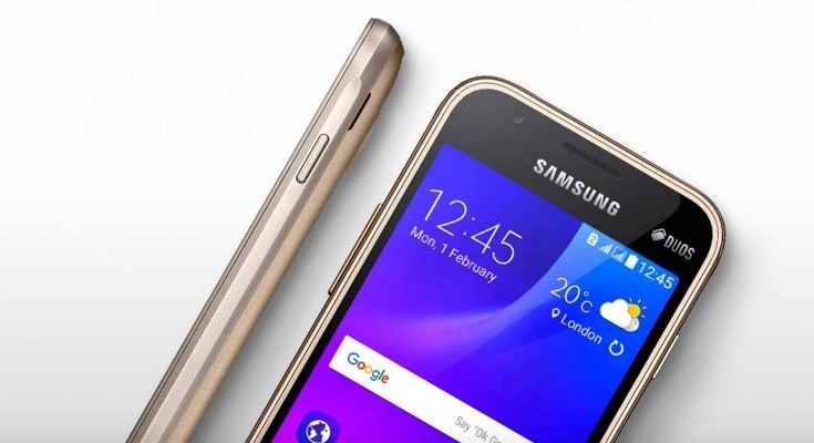 Samsung Galaxy J1 Mini official with specs akin to J1 Nxt