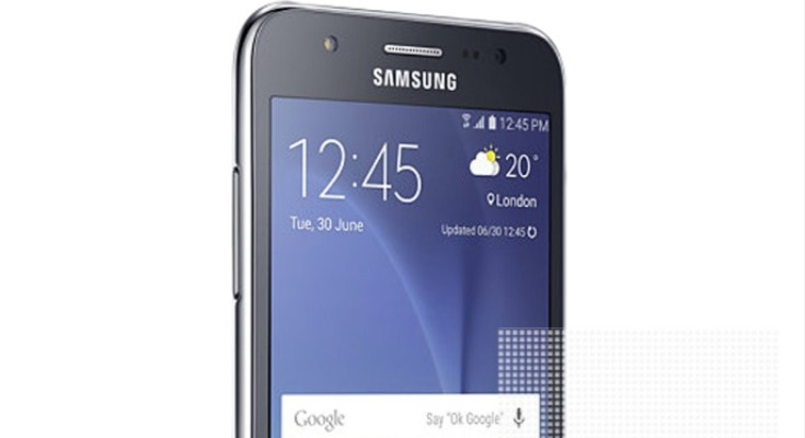 Samsung Galaxy J5 vs Galaxy Grand Max
