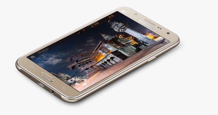 Samsung Galaxy J5 vs Galaxy J7 b