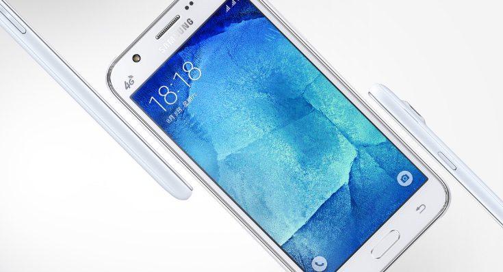 Samsung Galaxy J5 vs Galaxy J7