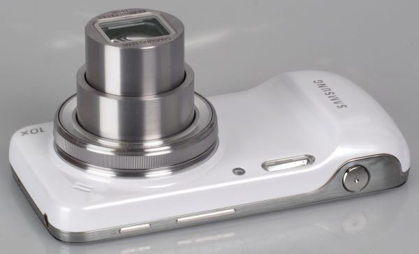 Samsung Galaxy K Zoom treated to enhanced Vine app