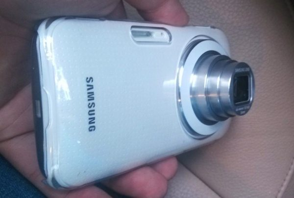 Samsung Galaxy K images appear