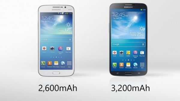 Samsung Galaxy Mega 5.8, 6.3 specs in visual preview pic 3