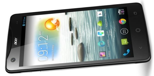 Samsung Galaxy Mega 5.8 vs Acer Liquid S1 similarities pic 2