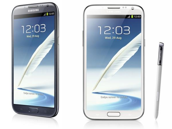 Samsung Galaxy Note 2 Android 4.3 update starts to arrive
