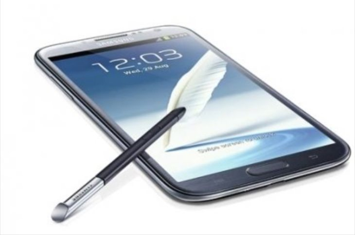 Samsung Galaxy Note 2 Lollipop update