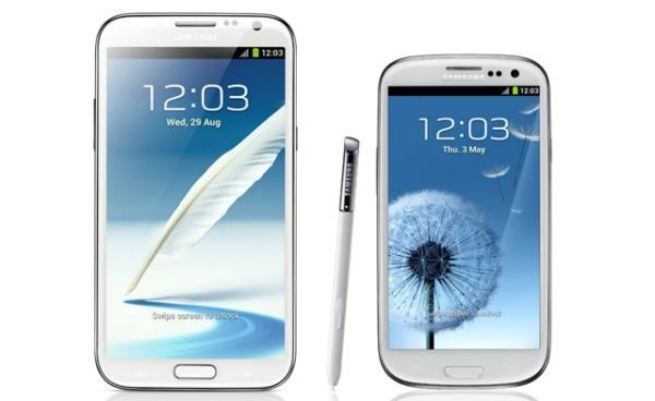 Samsung Galaxy Note 2 & S3 Jelly Bean 4.2.2 update incoming