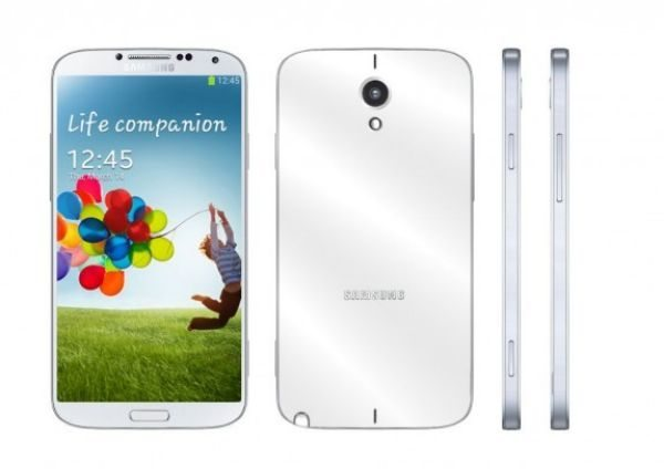 Samsung Galaxy Note 3 design, build materials like S4