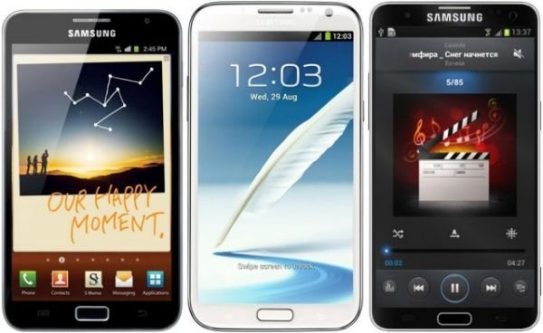Samsung Galaxy Note 3 display size deliberation