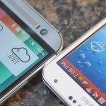 Samsung Galaxy Note 3 vs HTC One M8