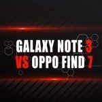 Samsung Galaxy Note 3 vs Oppo Find 7