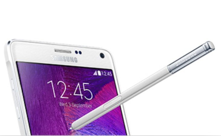 Samsung Galaxy Note 4 UK pricing