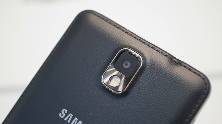 Samsung Galaxy Note 4 appears listed b