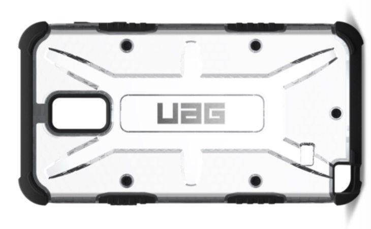 Samsung Galaxy Note 4 cases: UAG b