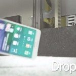 Samsung Galaxy Note 4 drop test