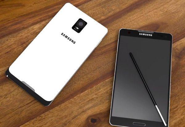 Samsung Galaxy Note 4 vision has style b