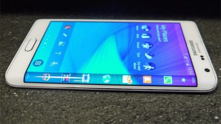 Samsung Galaxy Note 4 vs Edge b