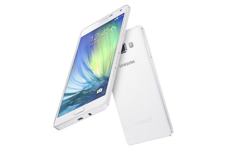 Samsung Galaxy Note 4 vs Galaxy A7 b