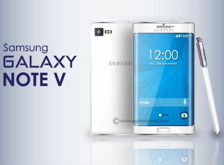 Samsung Galaxy Note 5 design choice c