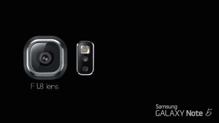 Samsung Galaxy Note 5 idea c