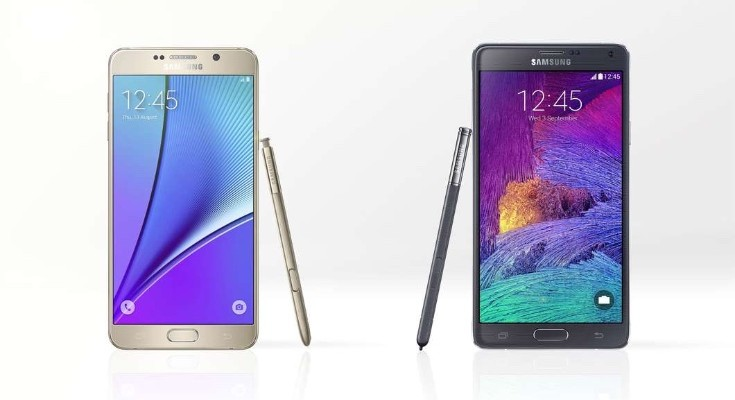 Samsung Galaxy Note 5 vs Note 4 upgrade reasons or not