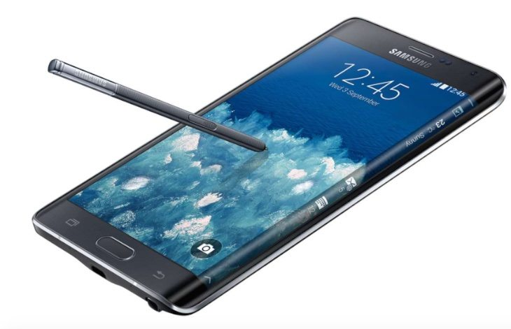 Samsung Galaxy Note Edge November 28 UK release date