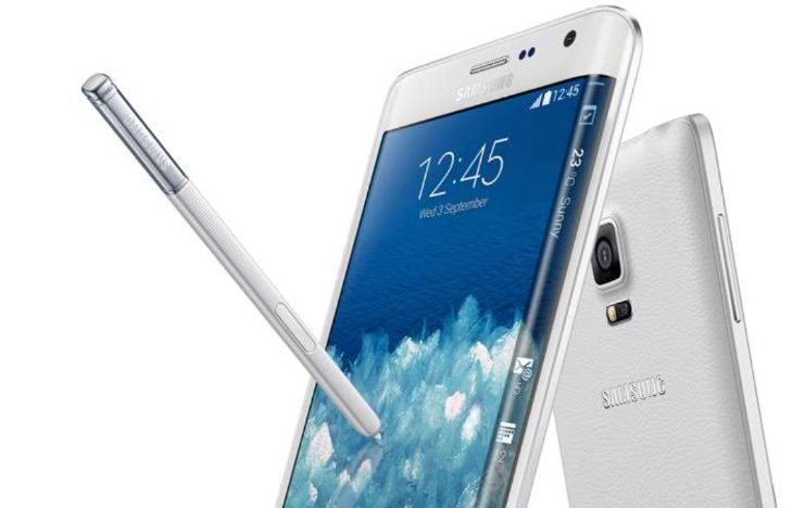 The Galaxy Note Edge lands at Vodafone UK