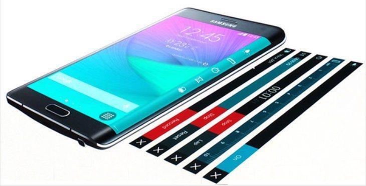 Samsung Galaxy Note Edge release b