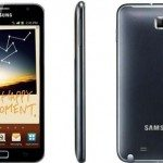 Samsung Galaxy Note Jelly Bean nears with manual update