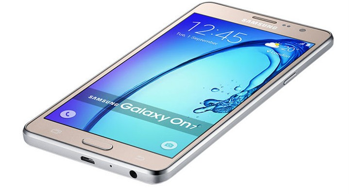 Samsung Galaxy On 7 2016 on its Way