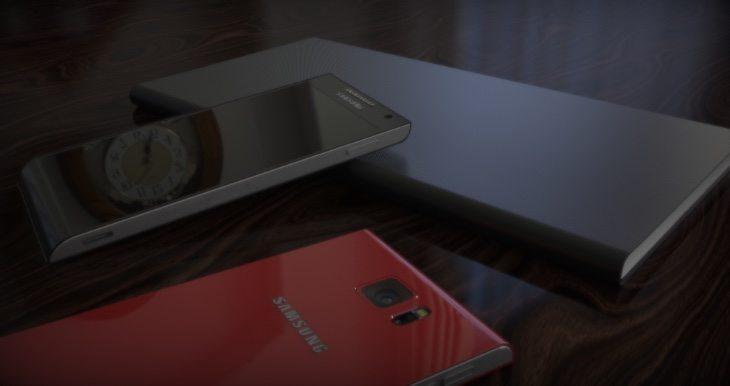 Samsung Galaxy Round 2 design c