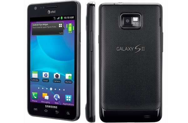 Samsung Galaxy S2 on AT&T, Jelly Bean 4.1.2 update via Kies