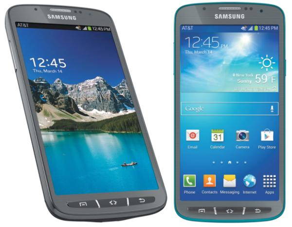 Galaxy S4 Active in warranty exchange and Xperia Z issues